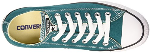 Converse All Star Ox Canvas Seasonal, Chaussures de Gymnastique mixte adulte Rebel Teal