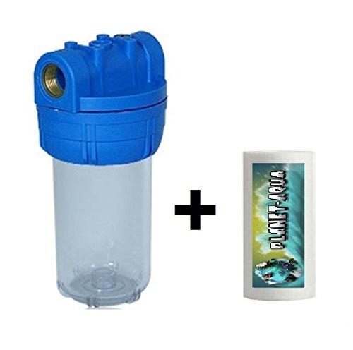Wasser-umkehr-osmose-system (5 Zoll Filtergehäuse SET mit 1/2
