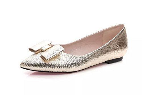 Qualità Scarpe donna originale tacco 1TO9 col Gold RZq7B