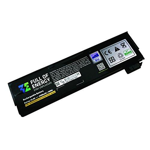 Full of Energy Laptop Battery for Lenovo ThinkPad X240, W550s, T460, T460p, T550, T450s, T550, T560, T450, T440, T440s, X250, X260, L450, L460, P50s