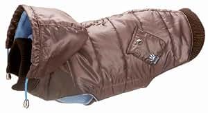 Bobby Doudoune Mont Blanc Down Jacket, 22 cm/ 9-inch, Brown