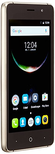 "Doogee X10 Dual SIM 8GB Black - Smartphones (12.7 cm (5""), 8 GB, 5 MP, Android, 6.0, Black)"