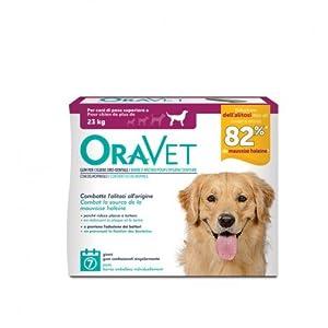 Oravet - Barre à mâcher pour grand chien (plus de 23 kg)