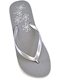 06fbee13d Amazon.co.uk  DINZIO - Flip Flops   Thongs   Women s Shoes  Shoes   Bags