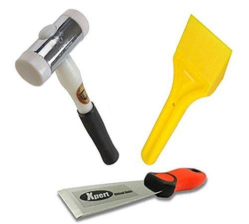 virtual-plastics-glazing-kit-xpert-chisel-glazing-paddle-and-thor-710-nylon-hammer