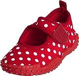 Playshoes Mädchen UV-Badeschuhe Aqua Schuhe, Rot (original 900), 18/19 EU