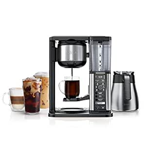 Buy Ninja CM407 Specialty Coffee Maker, with 50 oz. Thermal Carafe, Black  and Stainless Steel Finish Online at Low Prices in India - Amazon.in