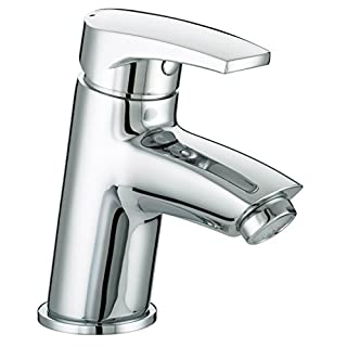 Bristan OR BAS C Orta Basin Mixer with Clicker Waste - Chrome Plated