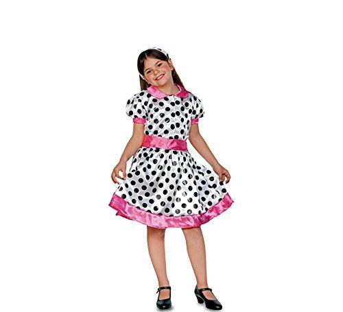 Fyasa 706289-t0270's Girl Kostüm, Mittel