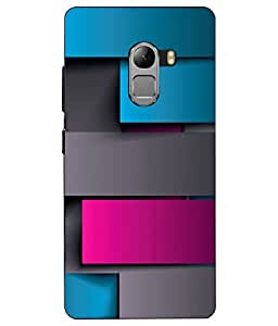 Snazzy Printed Back Cover for Lenovo Vibe K4 Note