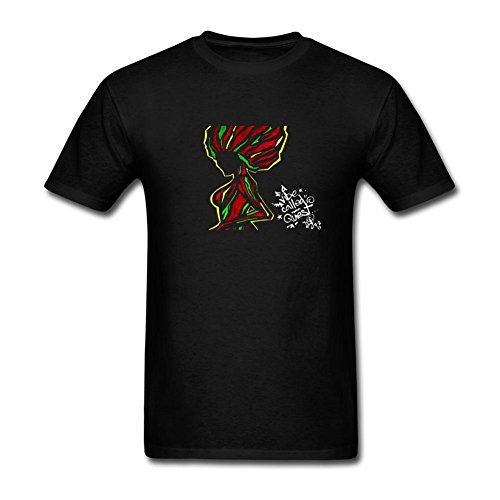 Herren's A Tribe Called Quest T-shirt (Shirt Crew Quest)