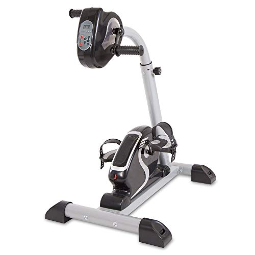 Bewegungstrainer Arm- und Beintrainer »2in1« mit Motor Rehatrainer Seniorensport Aktiv-Trainer Duo