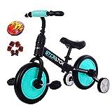 KY Vélo Enfants Balance Bike Freestyle Girl's Boy's Kids Vélo pour Enfants, 4...