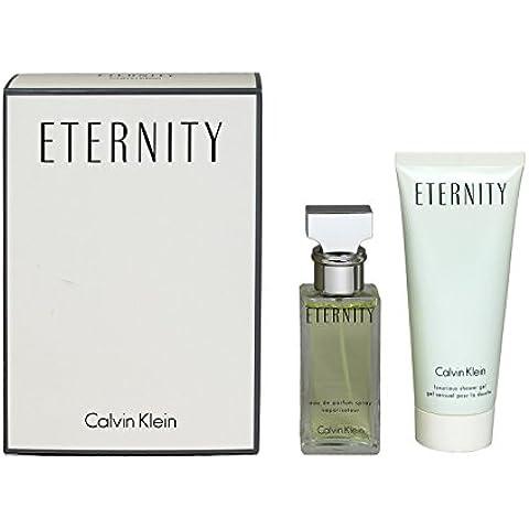 Calvin Klein Eternity impostato con doccia gel