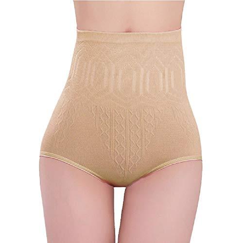 Maleya Herbst Und Winter Waben Nahtlose Warme Gericht Große Größe Bauch Frauen Unterwäsche Sexy Frauen Hohe Taille Bauch Control Body Shaper Slips Abnehmen Hosen