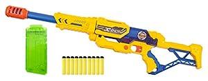 Unbekannt zuru 10012791-X de Shot MAX Attack Blaster con 10Dardos, Deportes Juguete, 70cm