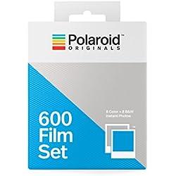 Polaroid Originals 4844600Ensemble de films (1couleur: 1B & W), blanc
