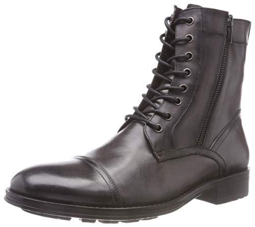 Kenneth Cole Herren Hugh Boot Combat, Grau (Grey 020), 40 EU