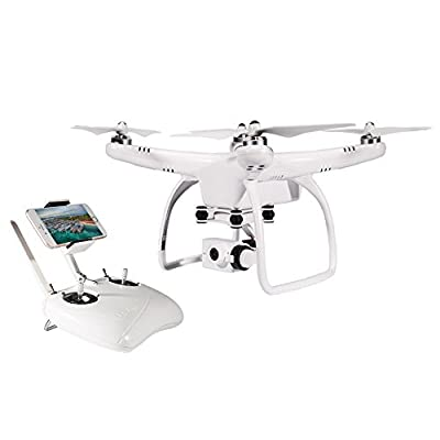 UPair One Plus Drone FPV RC Quadcopter with APP Control,2.7K HD Camera,Follow me Mode Headless Mode One Key Return