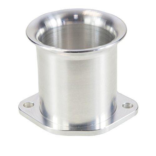 Ramair Filters bot-45–48–1PK único Weber dcoe 45mm perno de velocidad pila de trompeta, 48mm