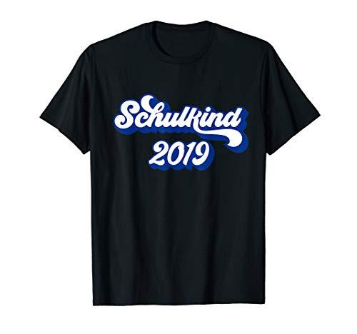 Schulkind 2019 Einschulung T Shirt
