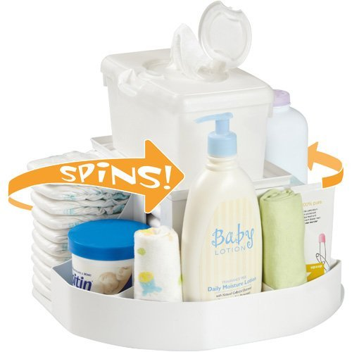 Dexbaby The Spin 'windelwechsels Station/Baby Windelbeutel/Organizer