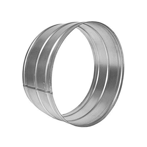 Jonction de gaine alu 315 mm mâle/mâle - conduit de ventilation Winflex