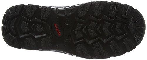 Airside Ss704cm, Bottes de sécurité mixte adulte Noir - Noir