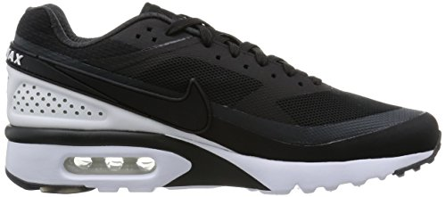 Nike Herren Air Max BW Ultra Laufschuhe, Negro / Blanco - 6