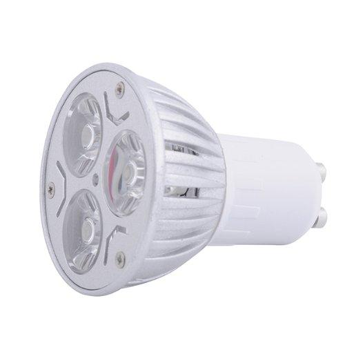 Preisvergleich Produktbild 4Stück Stück 10-high Power 3W 4W 6W 8W 9W GU10led kaltweiß Leuchtmittel Energiesparend Licht., gu10, 3.0 wattsW