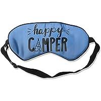 Happy Camper 99% Eyeshade Blinders Sleeping Eye Patch Eye Mask Blindfold For Travel Insomnia Meditation preisvergleich bei billige-tabletten.eu