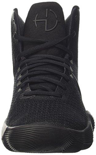 Nike Hyperdunk 2017, Chaussures de Basketball Homme Noir (Black/black)