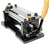"""MEICHEN 6"""" Zoll Hand Leder Leder Schäler Schälwerkzeug DIY Schaufel Leder Leder Maschine Separator Plastikmesser Papierschneider -"""