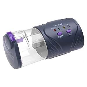 Expresstech @ Alimentatore di pesce CIBO PESCE automatico feeder Dispenser con Timer per Acquario serbatoio di pesce Stagno Fish Tank