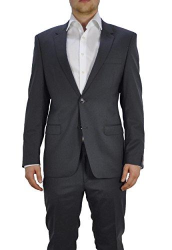 Michaelax-Fashion-Trade - Costume - Uni - Homme Gris - Grey - Grau (56)