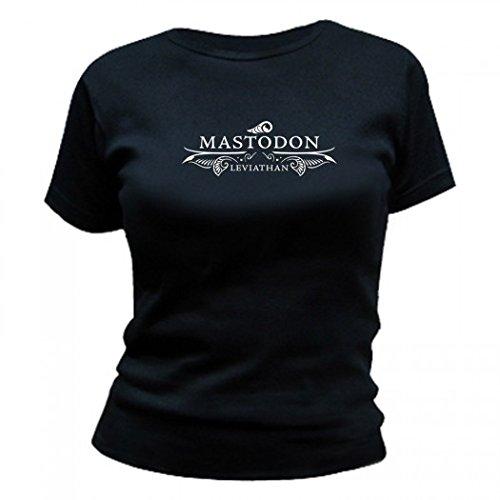 - mastodonte Frauen T-Shirt - Logo Leviathan multicolore M