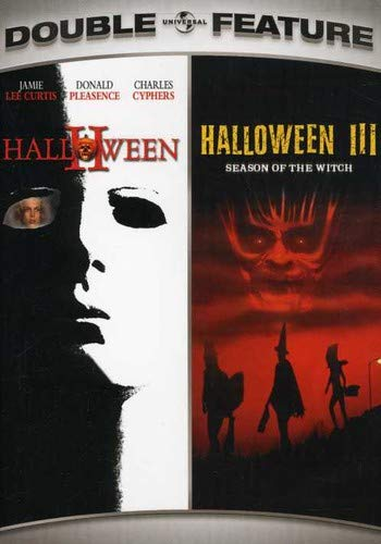 Halloween 2 & 3 (2pc) / (Ws) [DVD] [Region 1] [NTSC] [US Import] (Film 1981 Halloween)