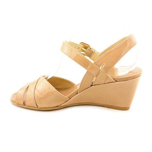 Stuart Weitzman  Halley, chaussures compensées femme Adobe