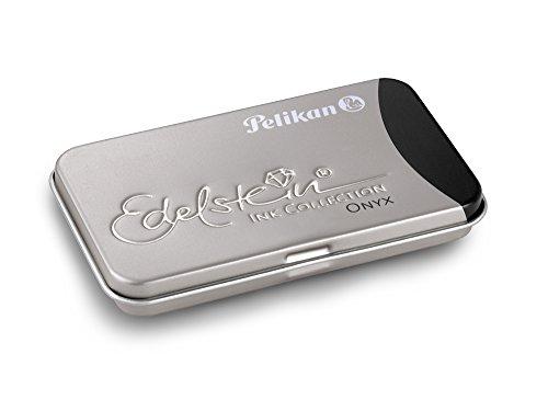 Pelikan GTP Onyx - Pack de 6 cartuchos de tinta