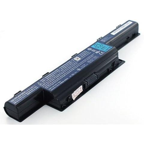 Compatible con portátil ACER ASPIRE 5750 G con Li-ion/10,8 V/4,400 mAh