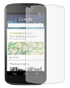 6 x Pellicole Protettiva Schermo per LG E960 Google Nexus 4 - Anti-graffio Proteggi Display / Ultra Clear Screen Protectors