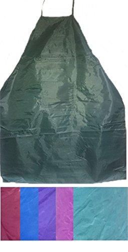 PVC-Schürze, Vinyl, wasserdicht, für Garten-/Grill-Reinigung, inklusive Beutel, für Erwachsene (Halloween-leckereien Erwachsene Für)