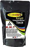 Technomine K.M.T.Toner for Use in -180,181,220,221,1800,2200,1801,2201,6025,6030,3010i.300i,3050,4050,5050,1020,1120,1024,2035,2040 (500gms) Single Color Toner (Black)