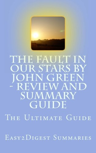 All About The Fault In Our Stars Book Summary And Study Guide Www