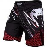 Venum MMA Shockwave 4:0 Shorts De Artes Marciales Negro/Rojo