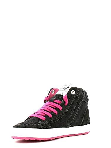 Marca Geox Cor Espirituoso Grigio Jr Menina Cinza Modelo Menina D Geox Running Sapatos wqXTIEwnRZ