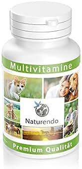 natural Endo® Multi de vitamina de pastillas – para perros Vital – para ...