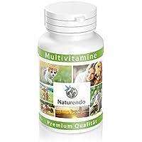natural Endo® Multi de vitamina de pastillas–para perros Vital–para todos los Perros Razas Adecuado