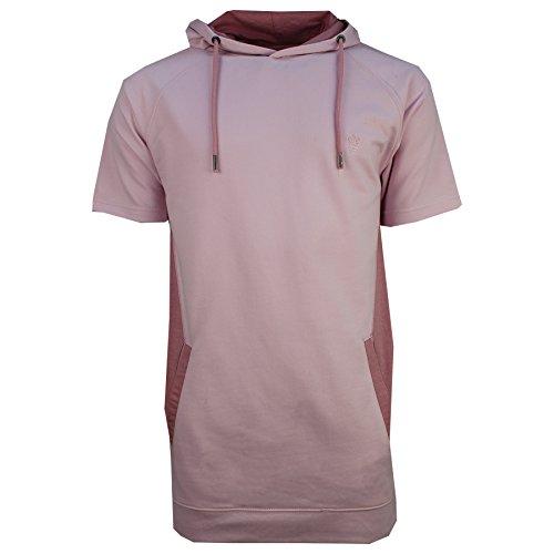 SoulStar Herren T-Shirt Lachsfarben