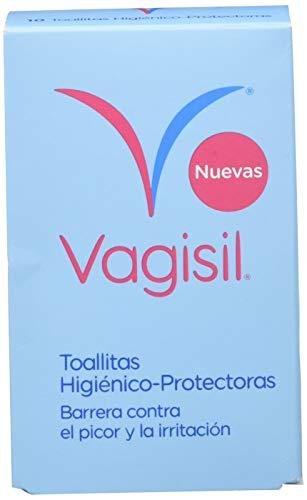 Vagisil Toallitas Higiénico-Protectoras